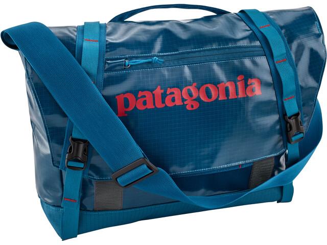 Patagonia Black Hole Mini Messenger Shoulder Bag 12L Balkan Blue